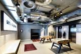 Chapter Spitalfields Student Accommodation gaming area