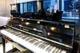 Chapter Spitalfields Student Accommodation Residents' Piano