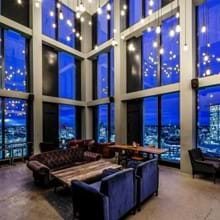 Image of Chapter Spitalfields 32nd Floor Lounge