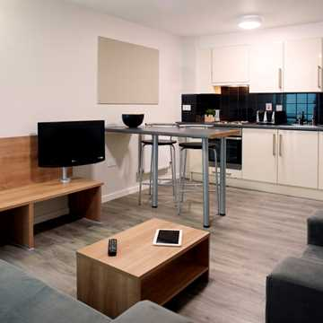 Image of Silver One Bed Flat