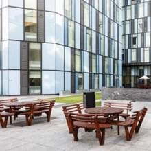 Image of Chapter Kings Cross Outdoor Seating