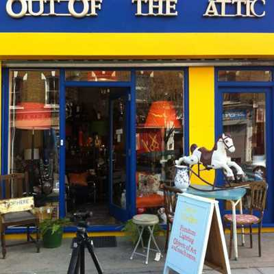 Out of the Attic Highbury and Islington