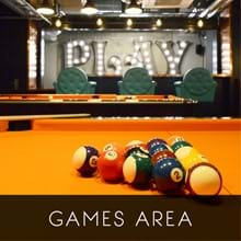 Chapter Games Area