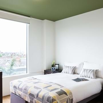 Image of Bronze One Bed Flat