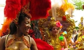 Image of NOTTING HILL CARNIVAL