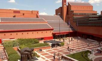 Image of THE BRITISH LIBRARY