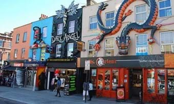 Image of CAMDEN TOWN