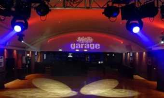 Image of THE GARAGE