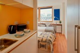 Chapter Aldgate Student Accommodation - Twin Studio Kitchenette