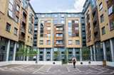 Chapter Islington Student Accommodation Landscaped Gardens