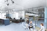 Chapter Aldgate Student Accommodation Social Spaces