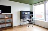 Chapter Portobello Student Accommodation Bronze 1 Bed Flat Study Area