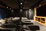 Chapter Aldgate Student Accommodation - Catch our regular movie nights in the screening room - also available for private resident use on request