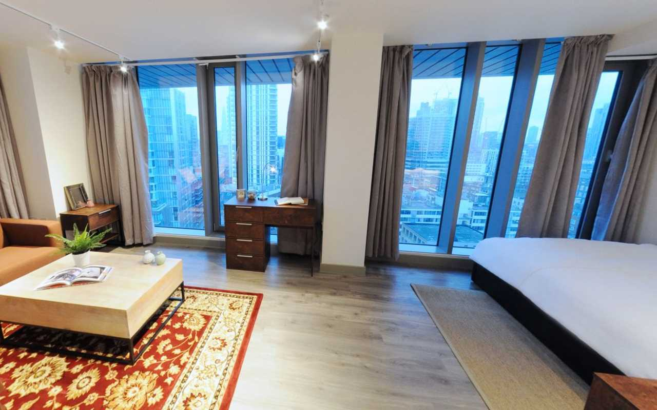 Aldgate 白金套房 (Platinum Studio) Virtual Tour